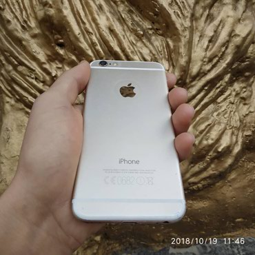 Срочно продаю Iphone 6 16gb Gold в Бишкек