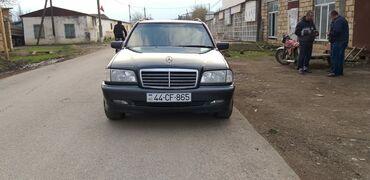 brilliance m2 1 8 at - Azərbaycan: Mercedes-Benz C 180 1.8 l. 1999   286000 km