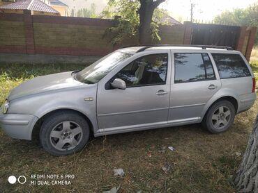 Автомобили - Каракол: Volkswagen Golf 1.6 л. 2000