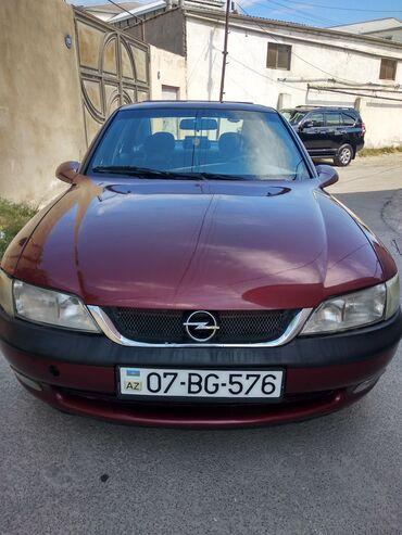 Opel Azərbaycanda: Opel Vectra 1.8 l. 1997 | 184000 km