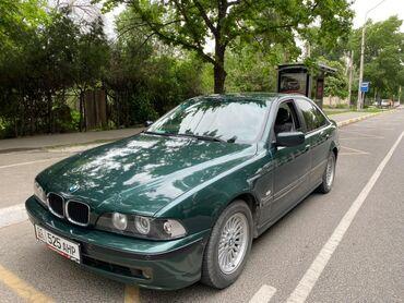 Транспорт - Джал мкр (в т.ч. Верхний, Нижний, Средний): BMW 5 series 2.5 л. 2000