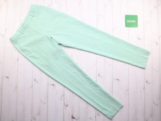 Яркие женские штаны Oodji,р.M Длина: 98 см Длина шага: 75 см Пояс: 33