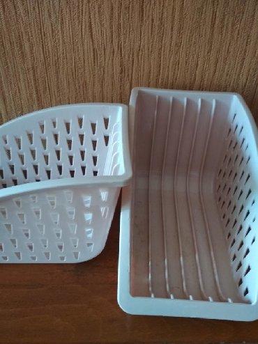 стенки для зала в Азербайджан: Тара для удобного хранения тарелок в шкафу,новые,2шт,6ман за 2шт
