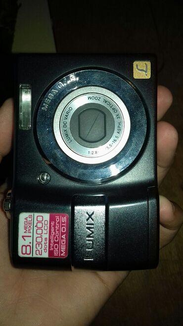 Panasonic DMC-LS80 modeli az işlənmiş alandan yarımsad işledmisem sadə
