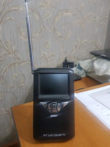 телевизор монитор в Кыргызстан: Мини-телевизор/монитор Lcd Opera. Работает от сети и батареек. Для
