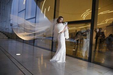 ведущий на свадьбу в Азербайджан: Свадебное платье трансформер, надевала на свою свадьбу. Сшито на