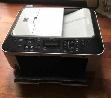 Компьютеры, ноутбуки и планшеты в Токмак: Принтер и сканер Canon PIXMA MX340 (2 шт)Полностью рабочий с