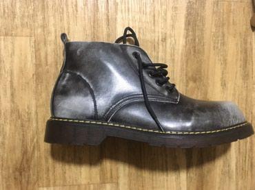 puma 43 в Кыргызстан: Новые ботинки 100% кожа, размер 43