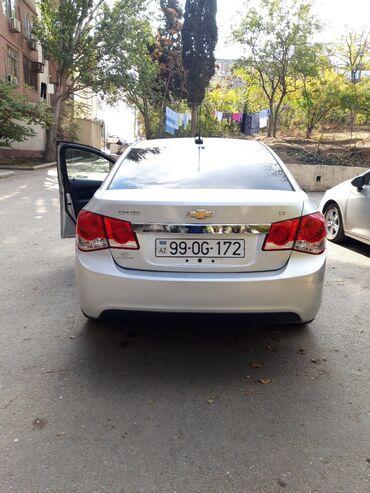- Azərbaycan: Chevrolet Cruze 1.4 l. 2015 | 102086 km