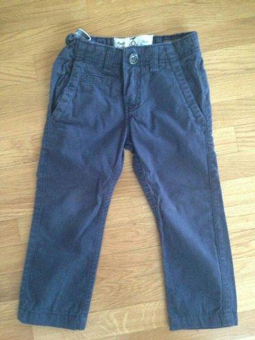 Pantalone Zara,98broj,teget. - Beograd
