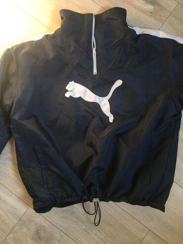 Puma muska jakna na navlacenje Bez ostecenja
