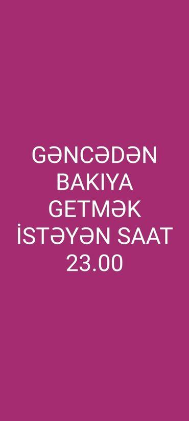 - Azərbaycan: | Gəncə Avtobus | 7 oturacaq