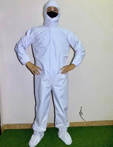 Защитные костюмы  Антивирусные медицинские спец костюмы для себя и д