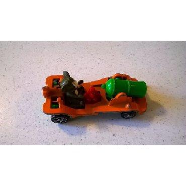 Αυτοκινητάκι μεταλλικό vintage Corgi Tom & Jerry
