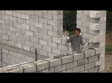 Кладка кирпича кладка Пескоблока кладчик в Бишкек