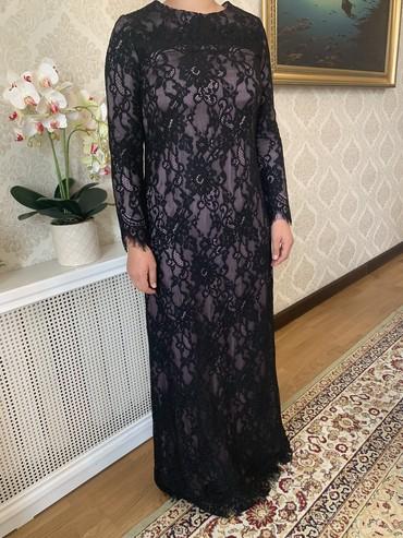 Продаю красивое кружевное платье под в Кызыл-Суу