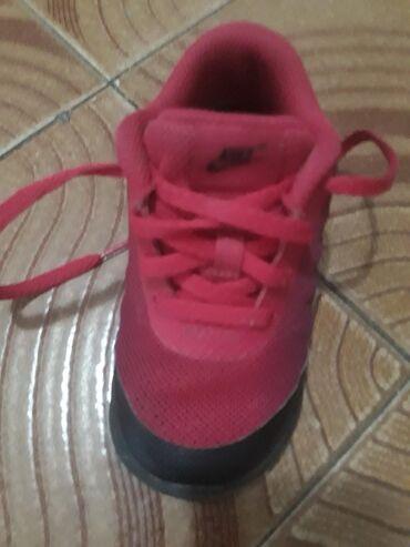 Nike patike, mnogo udobne a malo nosene, broj 25