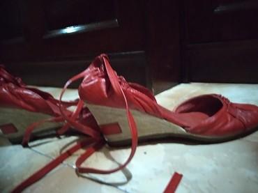 Sandale -37 veličina, korišćene par puta. Bez oštećenja. Marka-Metro - Pirot