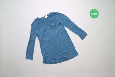 Топы и рубашки - Голубой - Киев: Дитячий лонгслів з кишенею Zara Girls, вік 7 р., на зріст 122 см   Дов