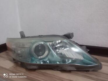 10489 объявлений | АВТОЗАПЧАСТИ: Оригинал фара от Тойота Камри 45 гибрид,с оттенком цвета морской