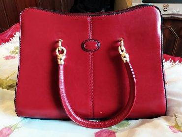 demisezon laklı qadın sapoqları - Azərbaycan: Qadın çantası