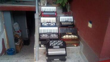 Harmonike | Srbija: Na prodaju veliki izbor xarmonika profesionalne skolske 32-140basa vis