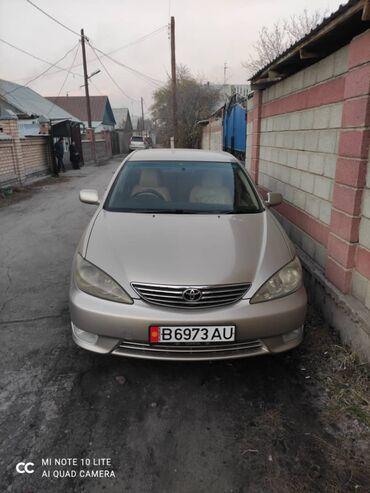 тойота камри 30 в Кыргызстан: Toyota Camry 2.4 л. 2003 | 137000 км