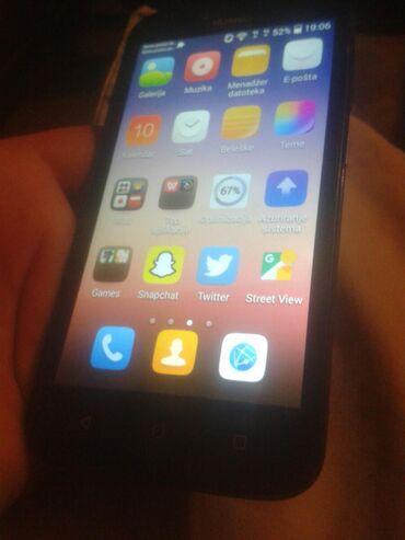 Huawei y6 dual sim - Srbija: Telefon u dobrom vizuelnom stanju karakteristike imate na slikama