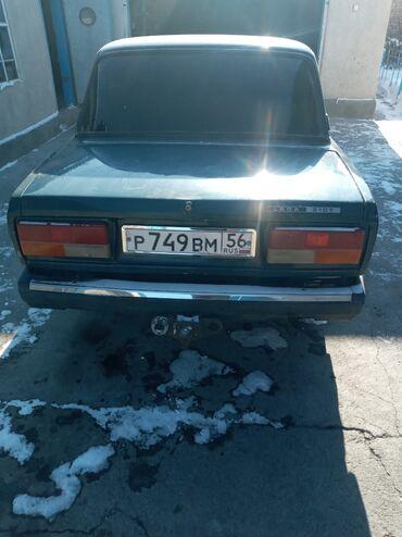 Продажа бензовоз - Кыргызстан: ВАЗ (ЛАДА) 2107 1.5 л. 2006 | 100 км