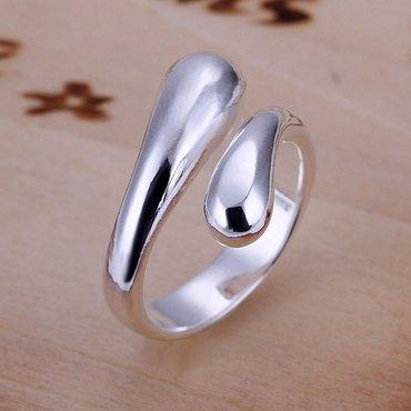 Srebrni prsten 925 slanje besplatno - Palic