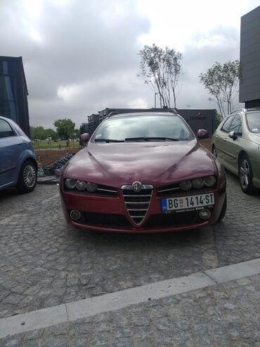Alfa romeo 4c 1 7 tct - Srbija: Alfa Romeo 159 1.9 l. 2006 | 190000 km