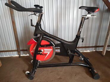 Велотренажёр spin bike, фирма Konlega. В хорошем состоянии