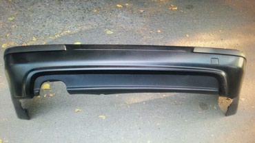 BMW E39 M5 (задний бампер) про-во Тайвань, качество как у оригинала! в Бишкек