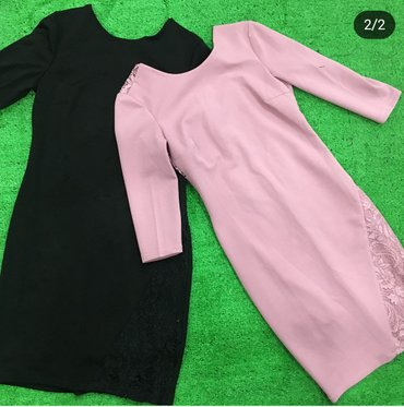 Платья новые. Размеры имеются. Длина выше колена. Цена 800с. Цена окон