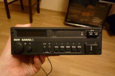 3127 объявлений: Продаю штатную магнитолу на bmw e34 кассетная оригинал bmw bavaria c в