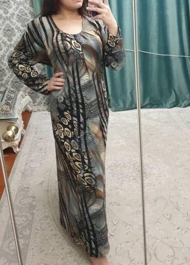 гостиница кара балта дешево in Кыргызстан | ПЛАТЬЯ: Платье трикотажное  Размер 50-52 Длинный рукав Новое