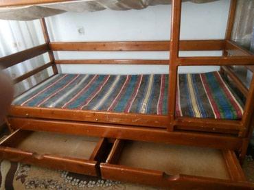 Продаю детский двухъярусный кровать,в в Бишкек