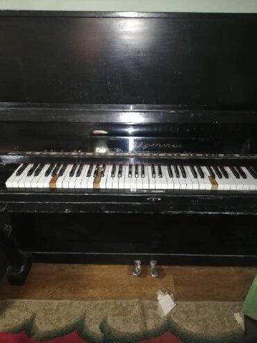 """пианино-чайка в Кыргызстан: Продаю пианино """"Иртыш"""" без настройки  Цена 4000с, самовывоз"""