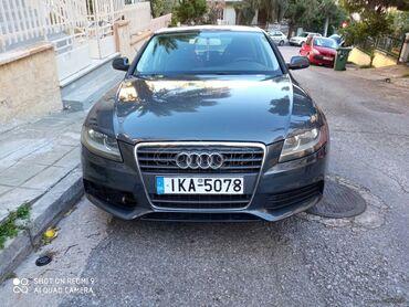 Audi A4 1.8 l. 2009 | 125326 km