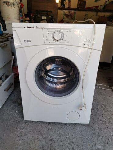 10068 oglasa | ELEKTRONIKA: Frontalno Poluautomatska Mašina za pranje Gorenje