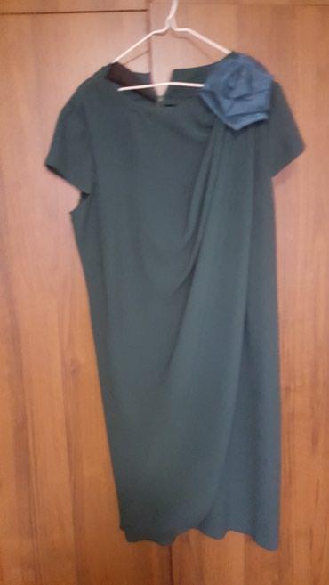 Платье 50-52р очень хорошо сидит цена 2200с в Бишкек