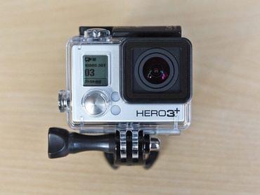 GoPro 3 black edition в отличном состоянии  все в комплекте в Бишкек
