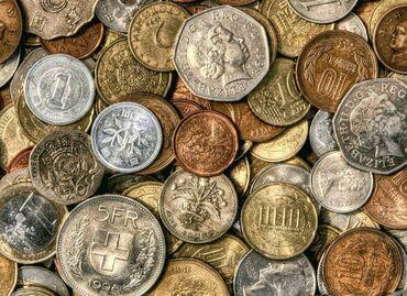 Спорт и хобби - Джалал-Абад: Продаю чень много разных монет с 150 стран мира, современные и старинн