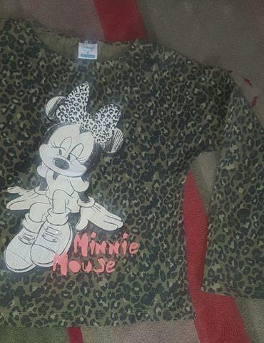 Disney, decija dux majica dugih rukava za devojcice. Tigrasta, Minnie - Belgrade