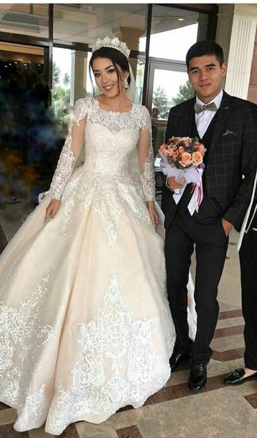 Свадебное платье г.токмок в Токмак