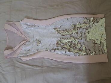 Explosion pisi brisi haljina, 38