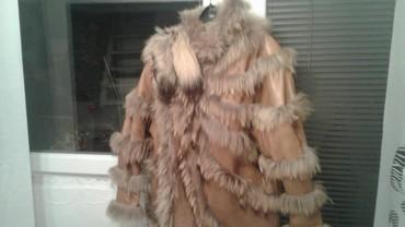 Krzneni kaputi - Nova Varos: Unikatna bunda,rucno radjena u Italiji,mnogo placena,nosena dve