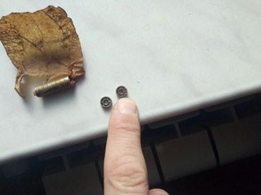Mikro pocivnik 8 milli metr olmalıdır 2 er diametri 1 ədədi 10₼ в Xırdalan