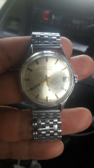 Poljot(Полёт СССР) наручные механические часы.1500с