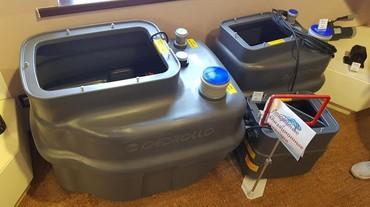 Продаю глубинный насос с бочкой на 200 литров для выкачивания воды и о